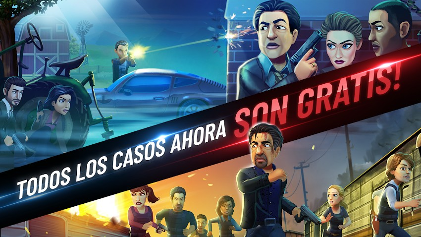 Criminal Minds - The Mobile Game APK MOD Imagen 1