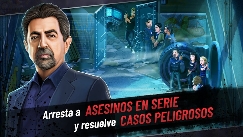 Criminal Minds - The Mobile Game APK MOD Imagen 2