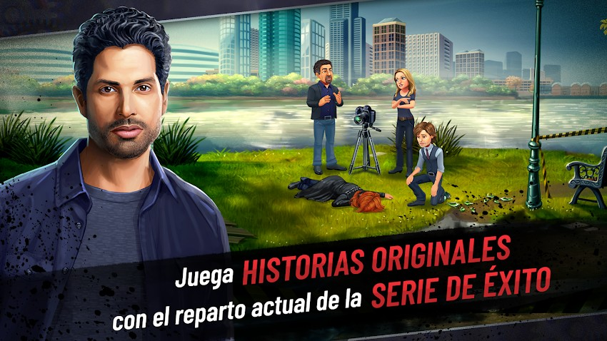 Criminal Minds - The Mobile Game APK MOD Imagen 3