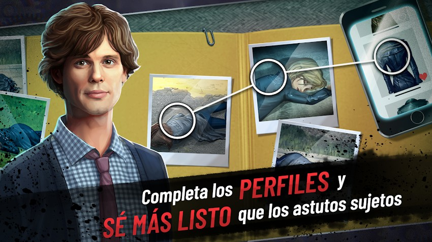 Criminal Minds - The Mobile Game APK MOD Imagen 5