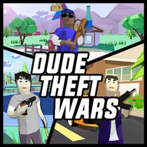 Dude Theft Wars Open World Sandbox Simulator APK MOD