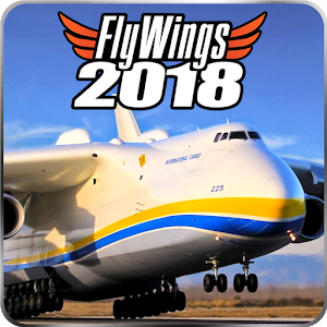 Flight Simulator 2018 FlyWings Free APK MOD