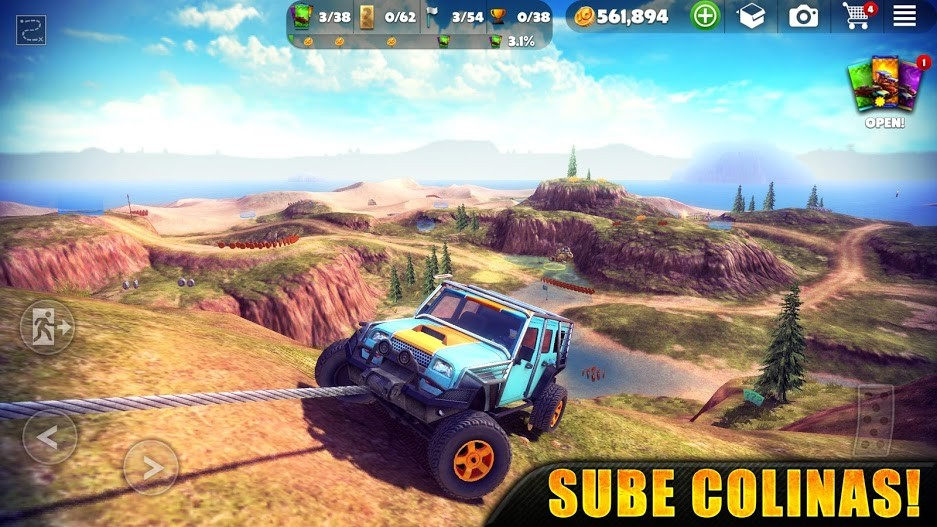 Off The Road - OTR Open World Driving APK MOD Imagen 3