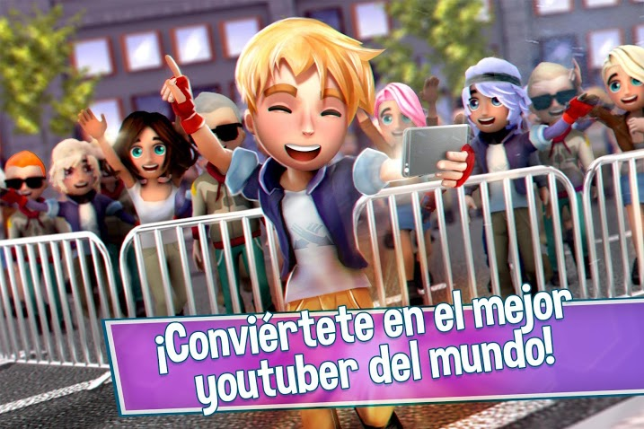 Youtubers Life - Gaming Channel APK MOD Imagen 2