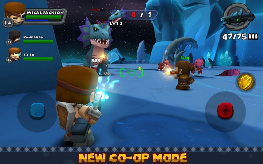 Call of Mini™ Dino Hunter APK MOD Imagen 2