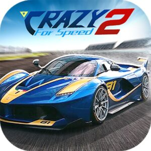Crazy for Speed 2 APK MOD