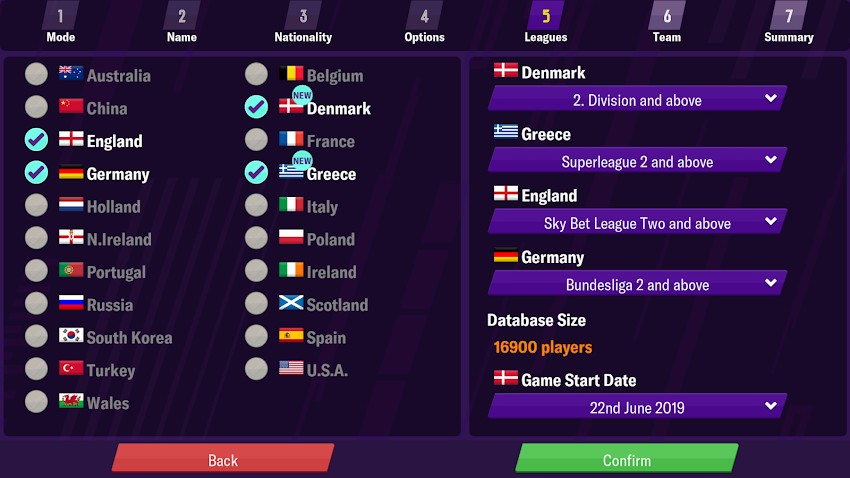 Football Manager 2020 Mobile APK MOD 2