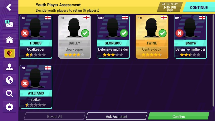 Football Manager 2020 Mobile APK MOD 3
