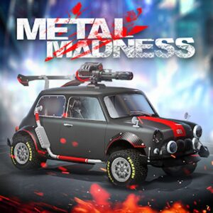 Metal Madness PvP Shooter APK MOD