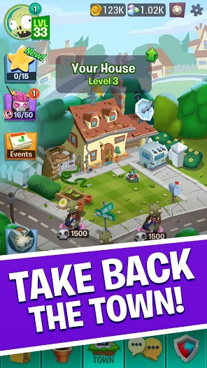Plants vs. Zombies™ 3 APK MOD 1