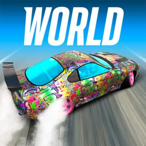 Drift Max World APK MOD