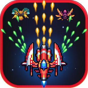Falcon Squad: Galaxy Shooter APK MOD