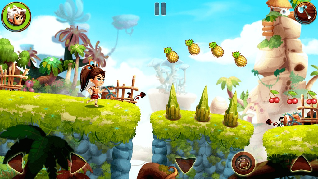 Jungle Adventures 3 MOD APK imagen 1