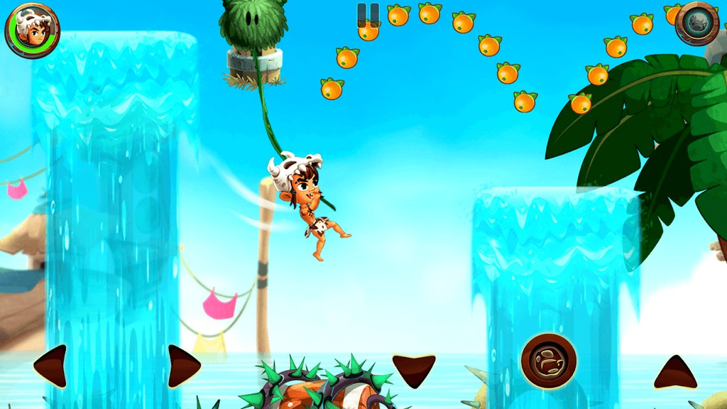Jungle Adventures 3 MOD APK imagen 3