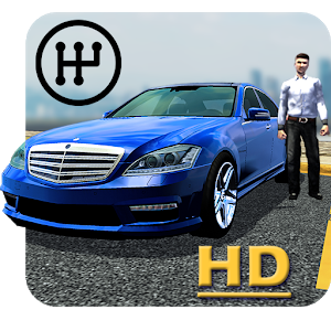 Manual gearbox Car parking APK MOD