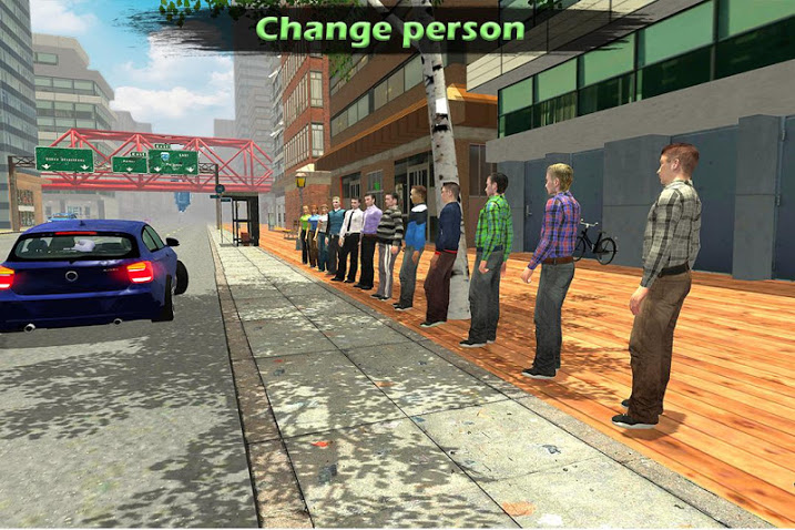 Manual gearbox Car parking APK MOD Imagen 3