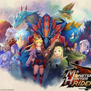 Monster Hunter Riders APK MOD