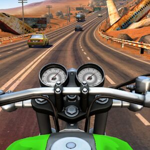 Moto Rider GO Highway Traffic APK MOD