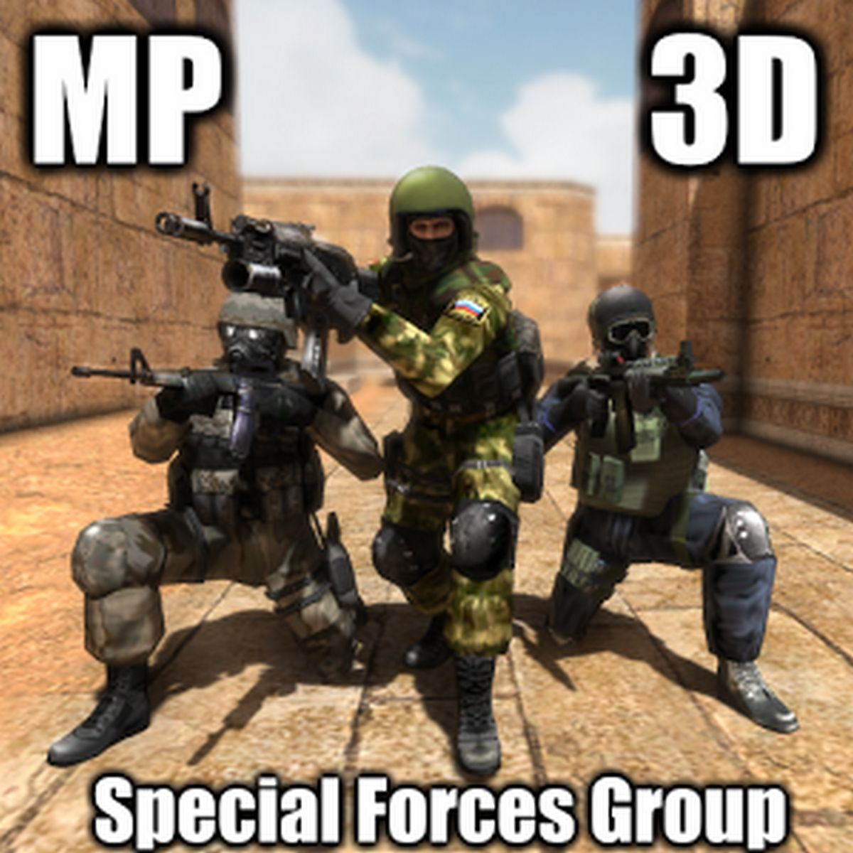 Special Forces Group 2 APK MOD v4.21 (Dinero Infinito) 4