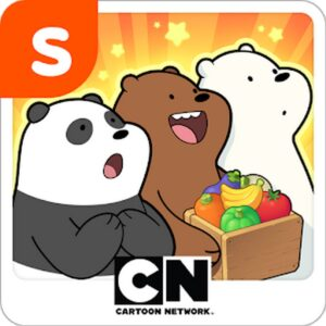 We Bare Bears Match3 Repairs APK MOD