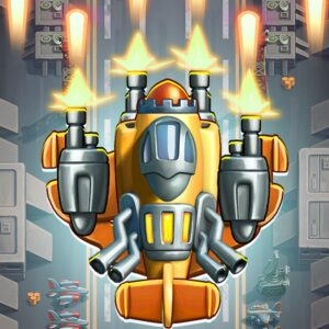 HAWK Airplane games APK MOD