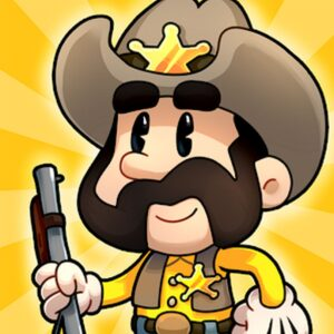 Idle Frontier Tap Town Tycoon APK MOD
