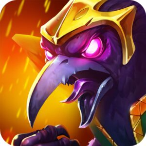 Mighty Party Heroes Clash APK MOD