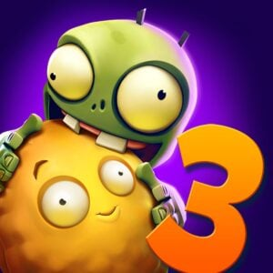 Plants vs Zombies™ 3 APK MOD