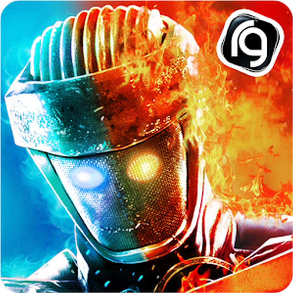 Real Steel Boxing Champions APK MOD