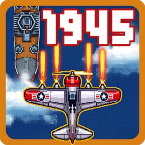 1945 Air Forces APK MOD