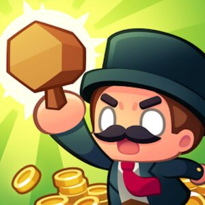 Art Inc. - Trendy Business Clicker APK MOD