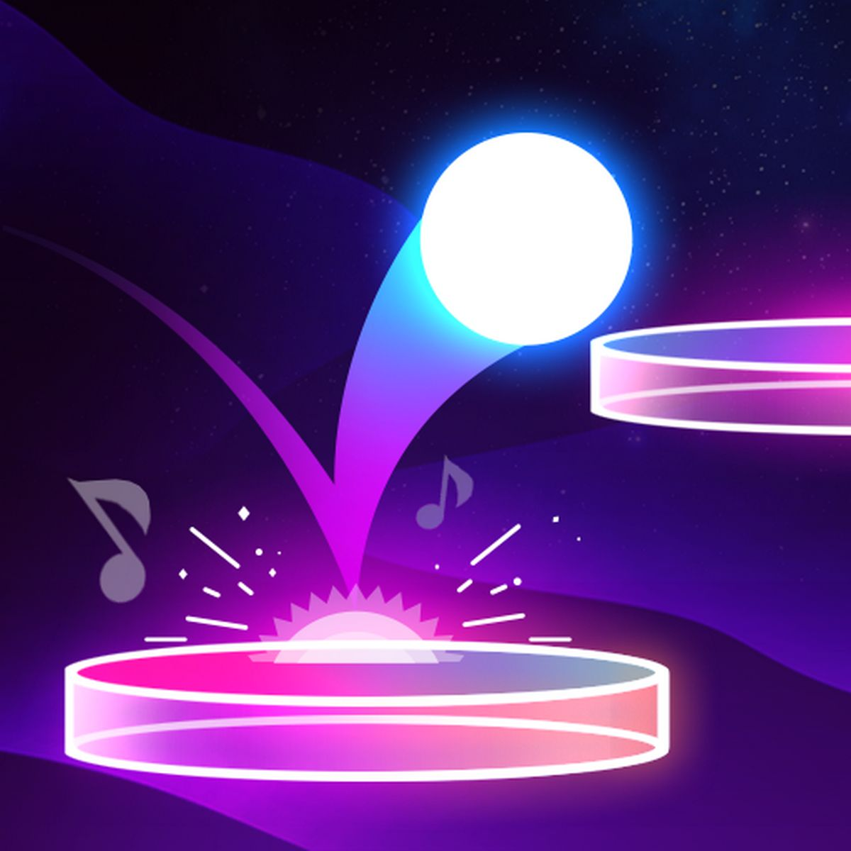 Beat Jumper EDM up! APK MOD