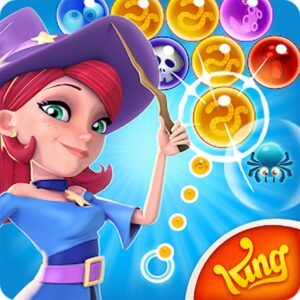 Bubble Witch 2 Saga APK MOD