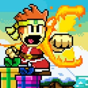 Dan the Man Action Platformer APK MOD