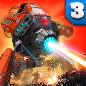 Defense Legend 3 Future War APK MOD