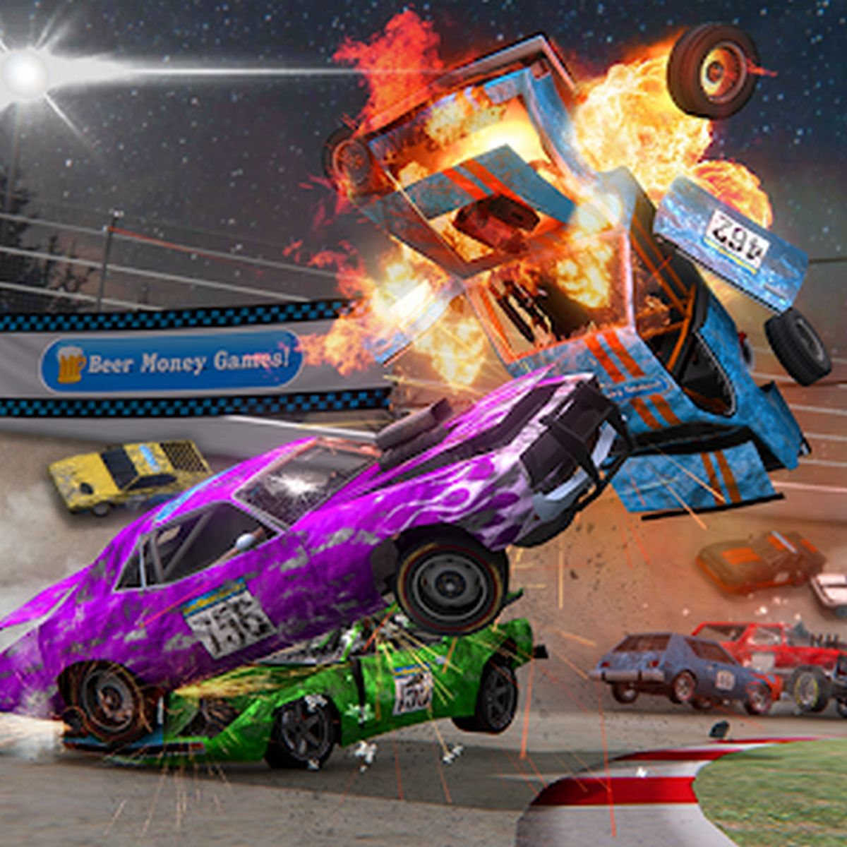 Demolition Derby 3 APK MOD