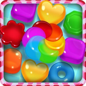 Jellipop Match Formerly Jelly Blast Match 3 Game APK MOD