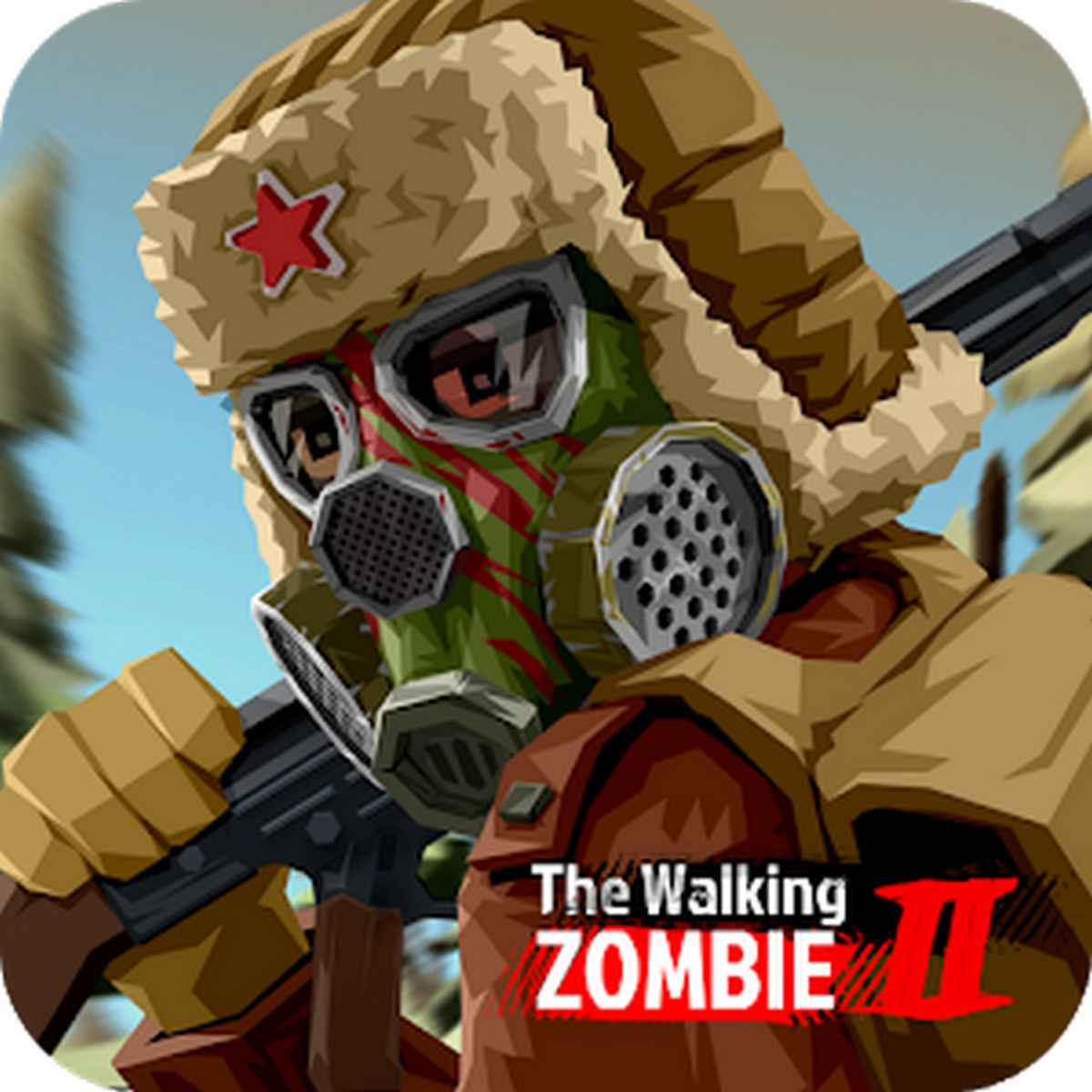The Walking Zombie 2 Zombie shooter APK MOD