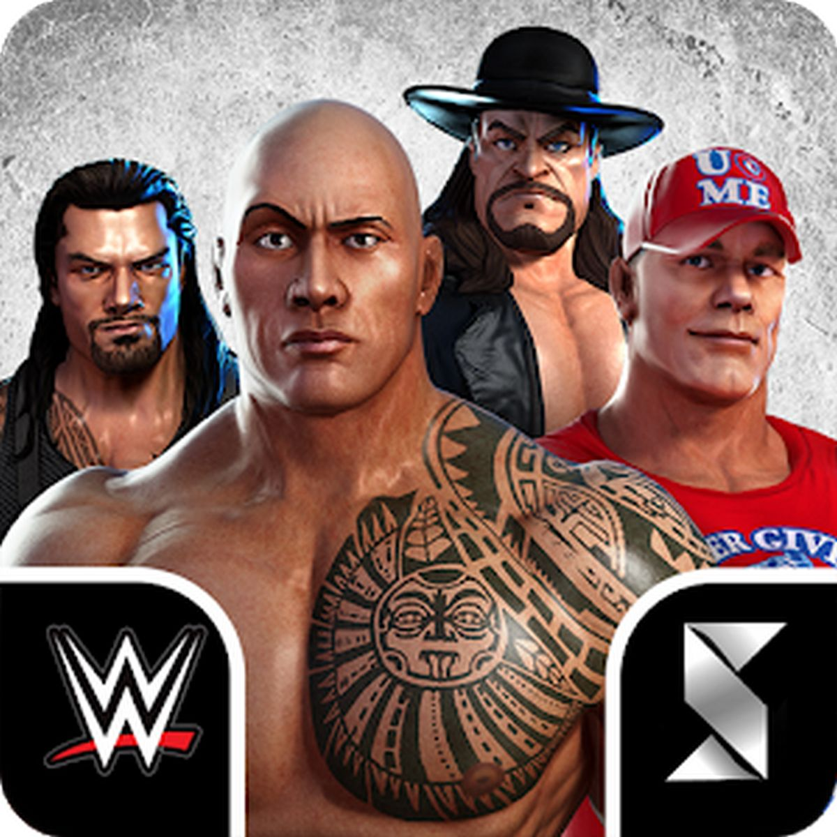 WWE Champions - Free Puzzle RPG Game APK MOD