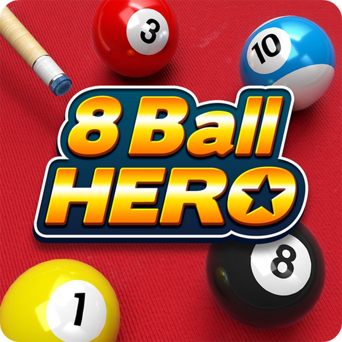 8 Ball Hero APK MOD v1.17 (Cash/Vidas ilimitadas) 1