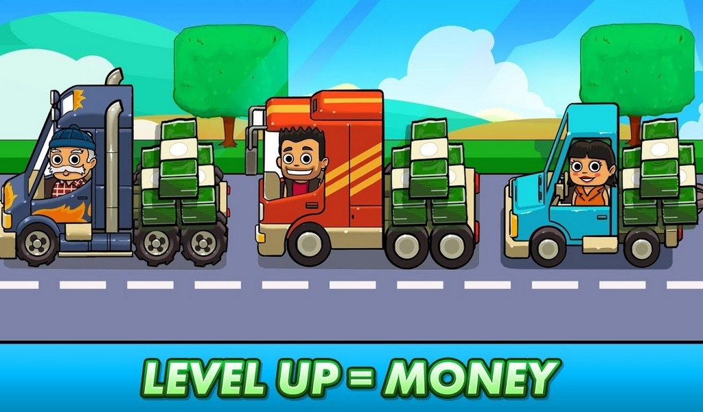 Transport It! - Idle Tycoon APK MOD imagen 2