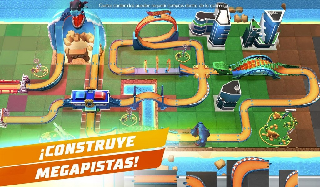 Hot Wheels Unlimited APK MOD imagen 1