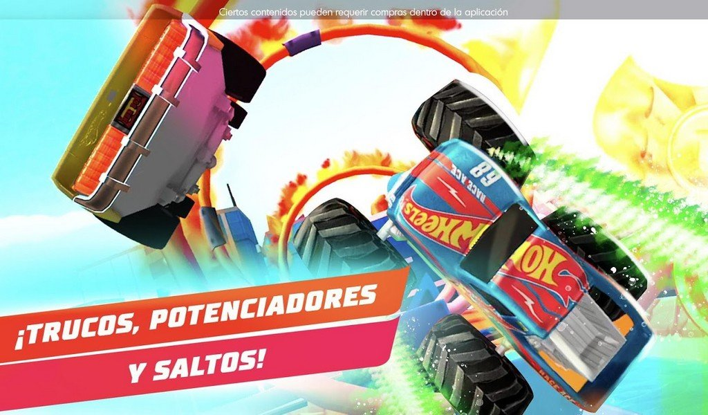 Hot Wheels Unlimited APK MOD imagen 3