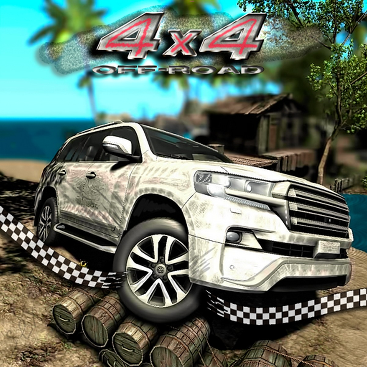 4×4 Off-Road Rally 7 APK MOD v5.5 (Dinero infinito) 1
