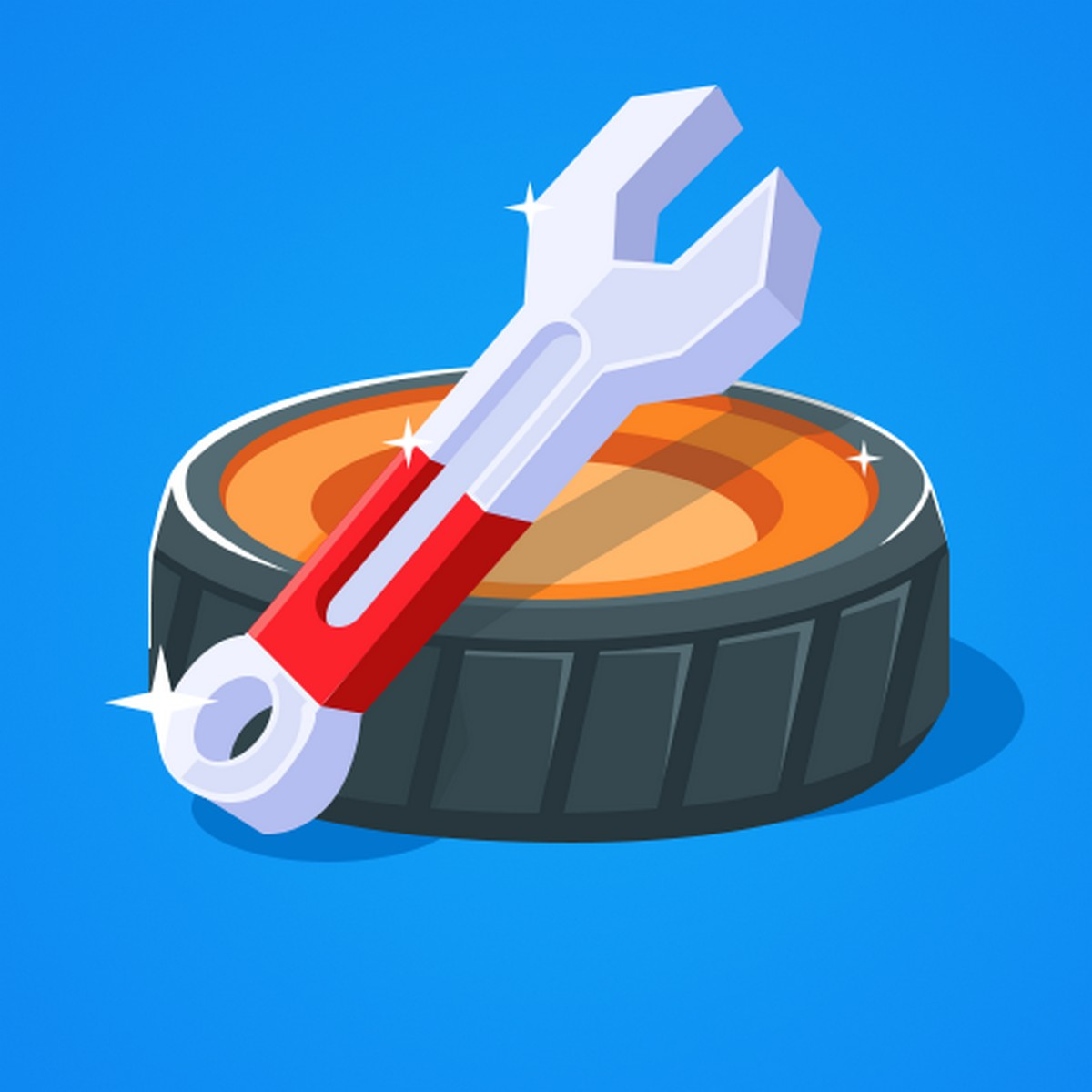 Idle Mechanics Manager APK MOD