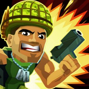 Major Mayhem APK MOD