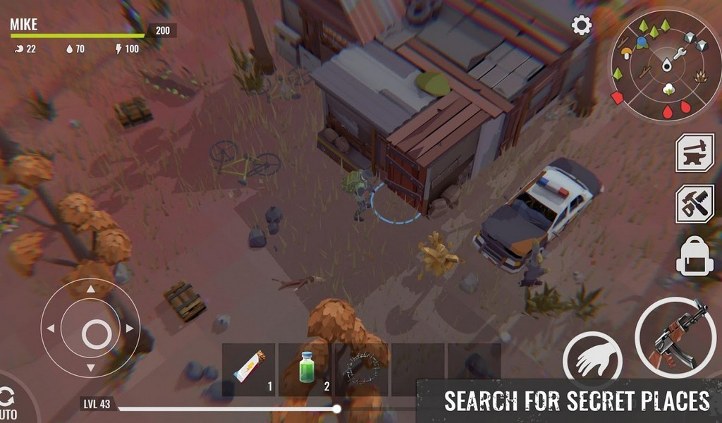 No Way To Die Survival APK MOD imagen 2