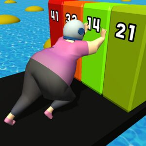 Fat Pusher APK MOD