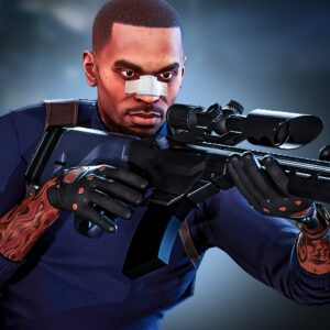 Hitman Sniper Assassins APK MOD