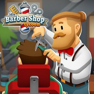 Idle Barber Shop Tycoon APK MOD v1.0.7 (Dinero infinito)